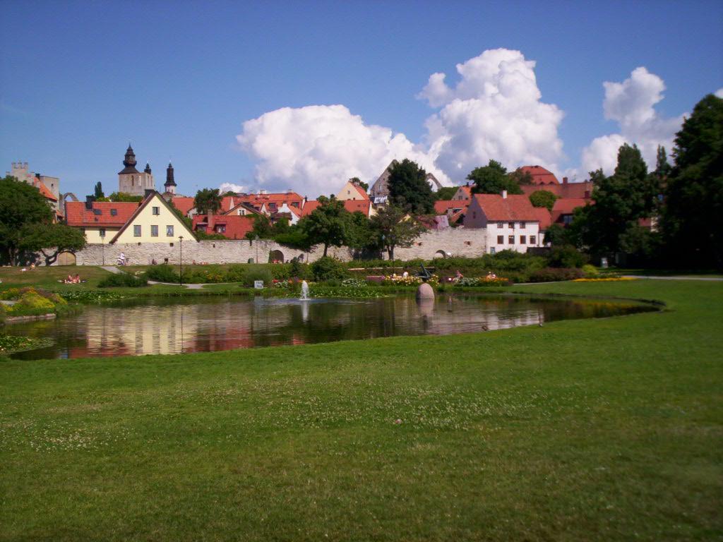 Almedalen_Visby